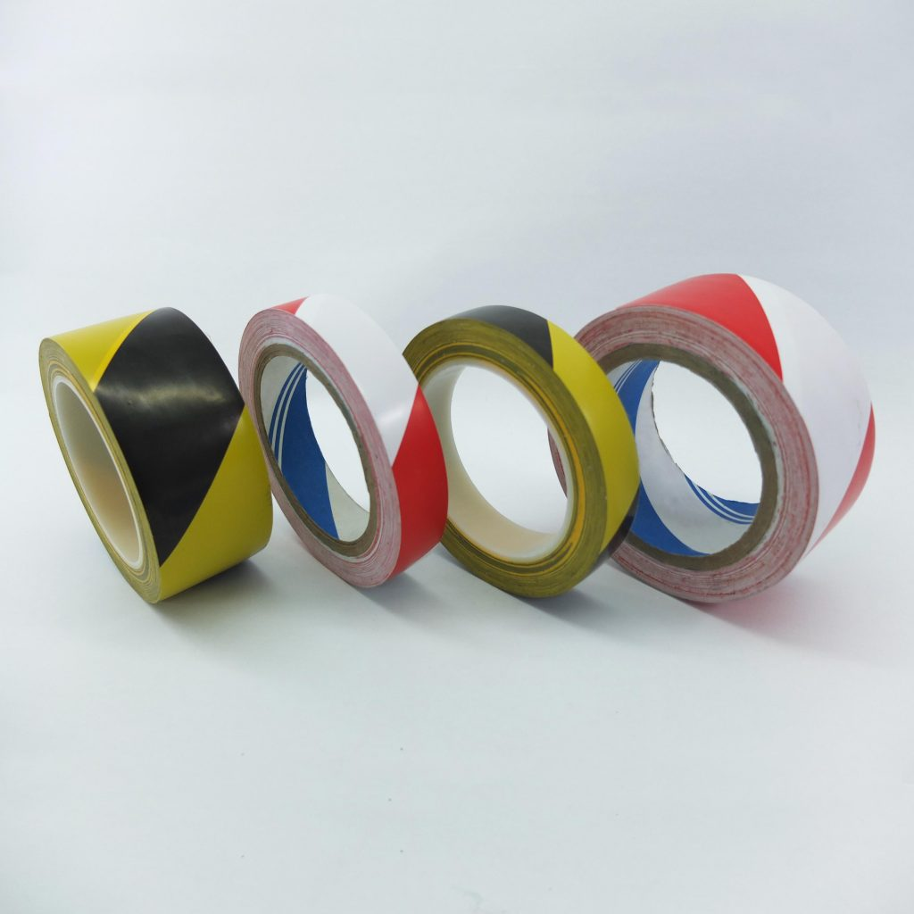 Hazard Tapes / Floor Marking Tapes